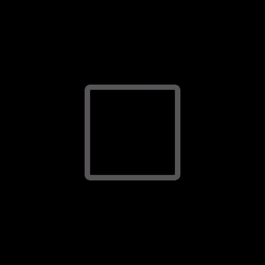 Tubes carrés – angles arrondis